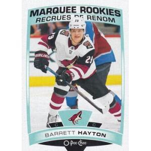 Barrett Hayton