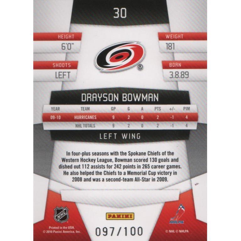 Drayson Bowman