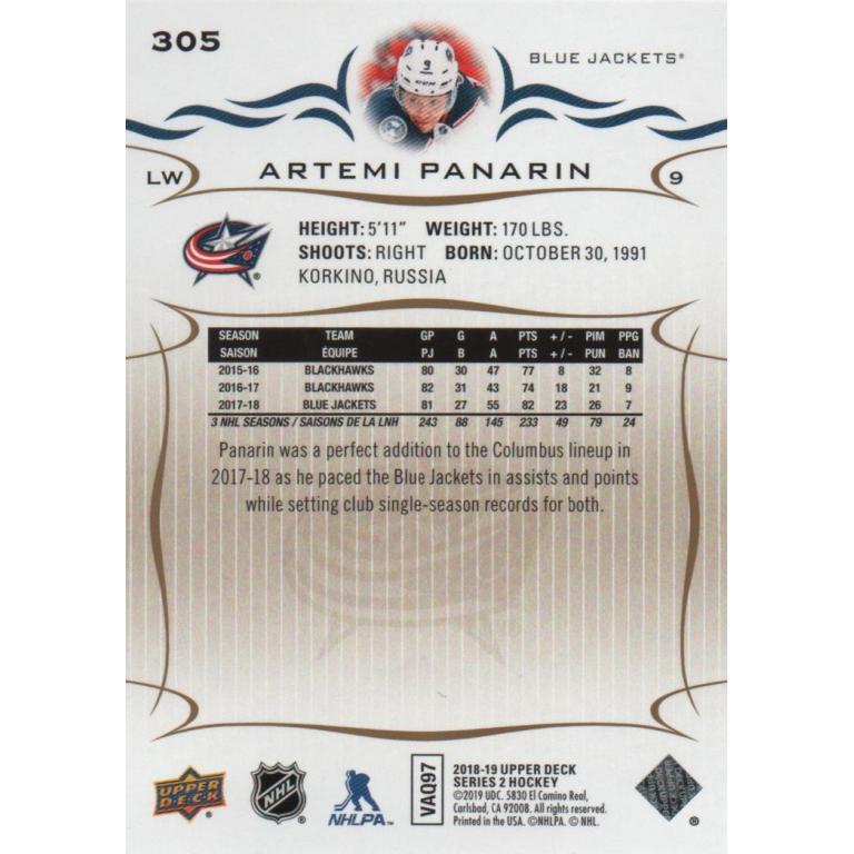 Artemi Panarin