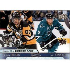 Sidney Crosby / Joe Pavelski