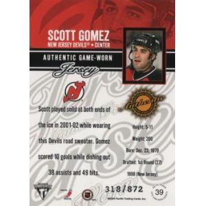 Scott Gomez