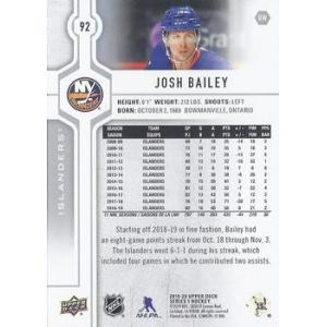 Josh Bailey