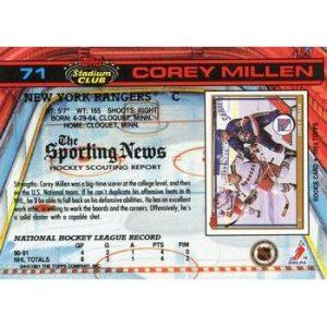 Corey Millen