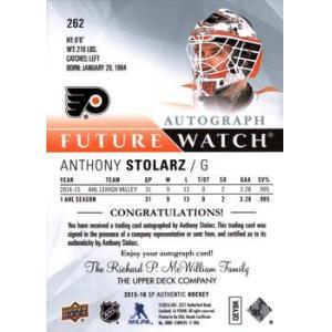 Anthony Stolarz