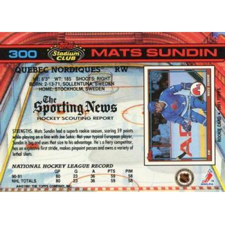 Mats Sundin