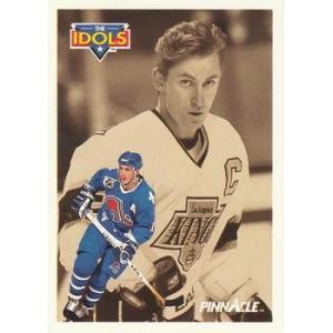 Joe Sakic, Wayne Gretzky
