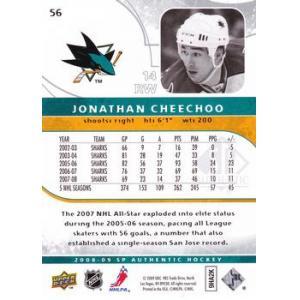 Jonathan Cheechoo