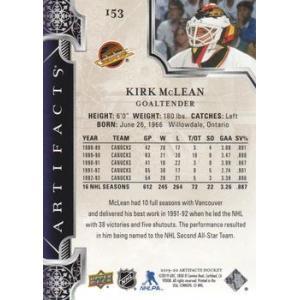 Kirk McLean