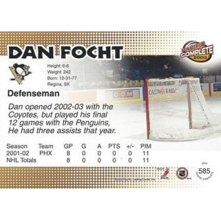 Dan Focht