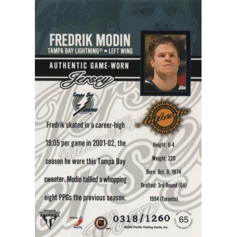 Fredrik Modin