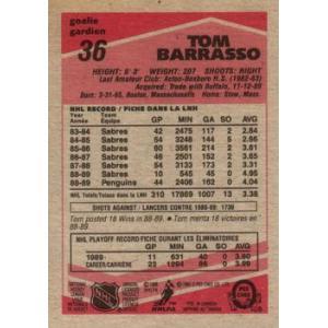 Tom Barrasso