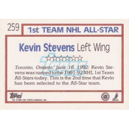 Kevin Stevens