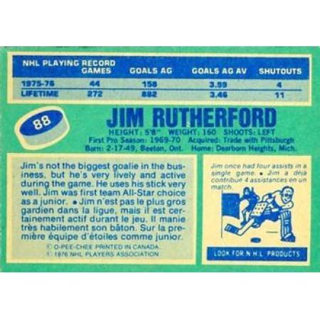 Jim Rutherford