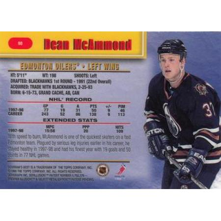 Dean McAmmond