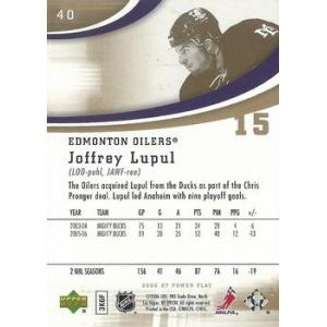 Joffrey Lupul