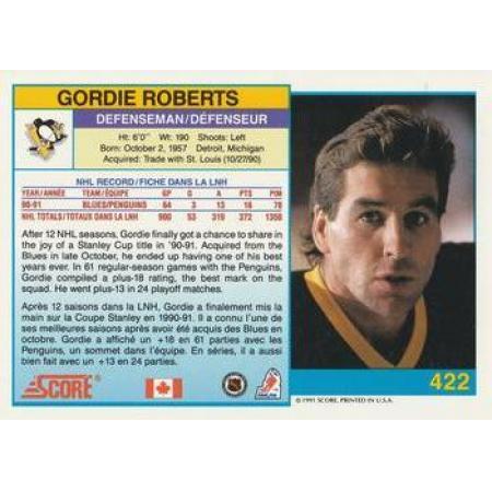 Gordie Roberts