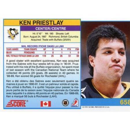 Ken Priestlay
