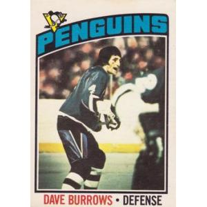 Dave Burrows