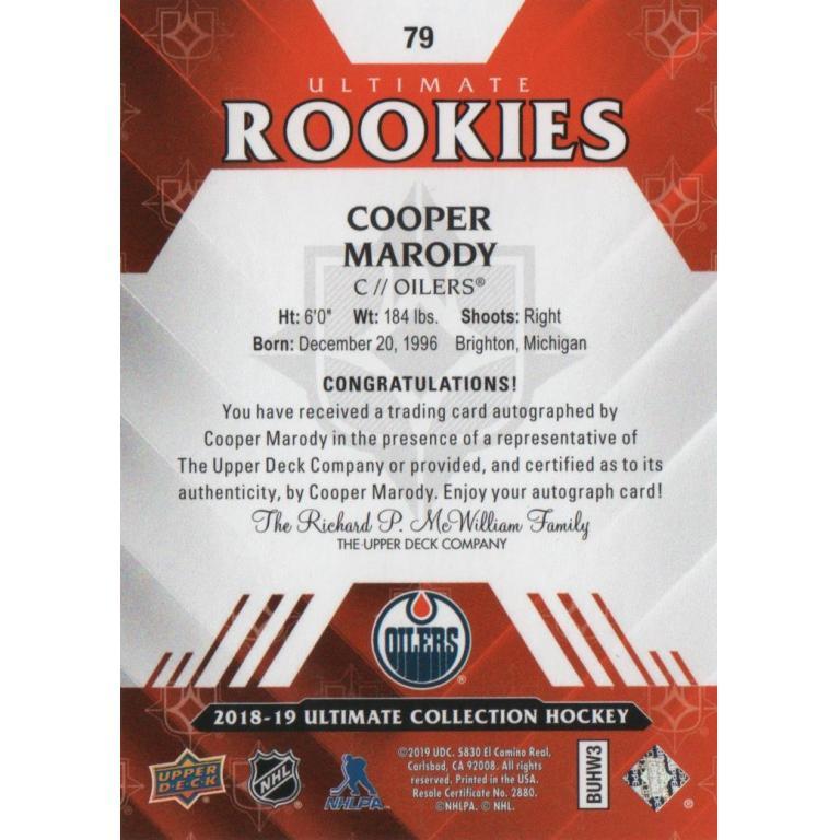 Cooper Marody