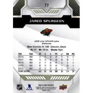 Jared Spurgeon