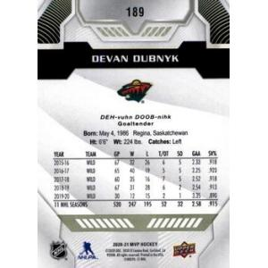 Devan Dubnyk