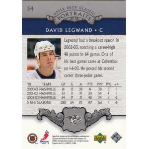 David Legwand