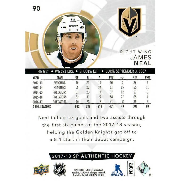 James Neal