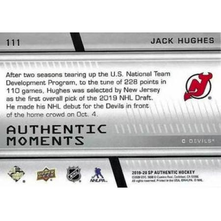 Jack Hughes
