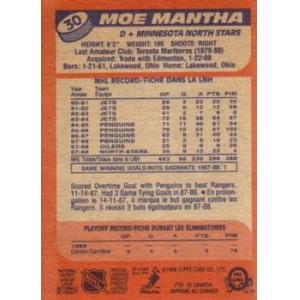 Moe Mantha