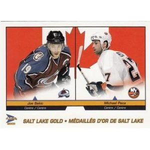 Joe Sakic / Michael Peca