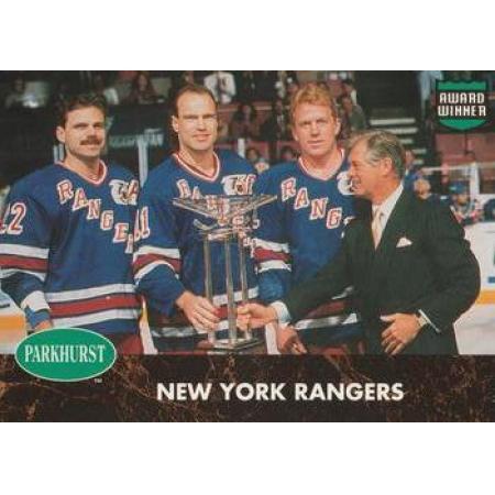 Mark Messier / Mike Gartner / Brian Leetch