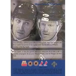 Brian Leetch / Wayne Gretzky