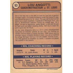 Lou Angotti