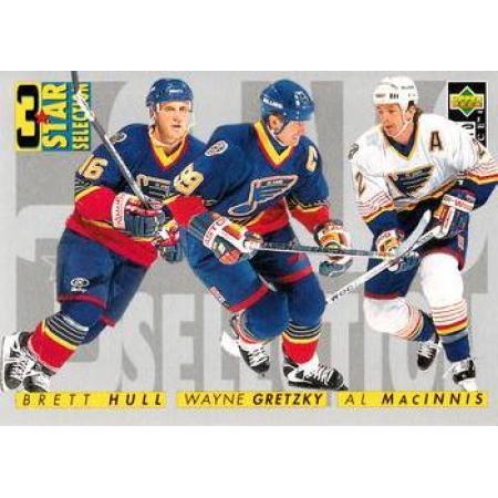 Wayne Gretzky / Brett Hull / Al MacInnis
