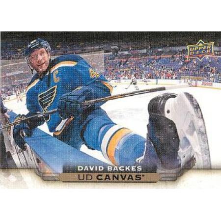 David Backes