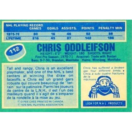 Chris Oddleifson