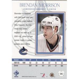 Brendan Morrison