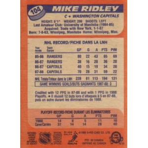 Mike Ridley
