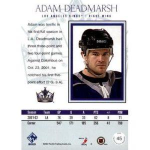 Adam Deadmarsh