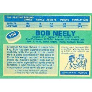 Bob Neely