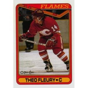 Theo Fleury