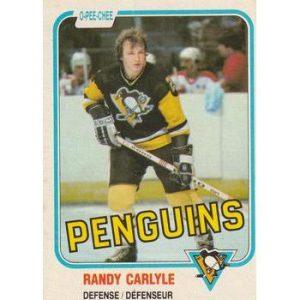 Randy Carlyle