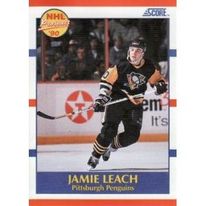 Jamie Leach