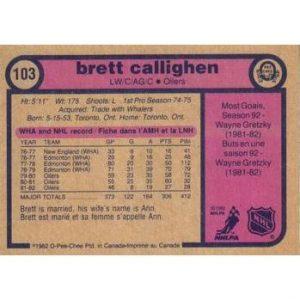 Brett Callighen