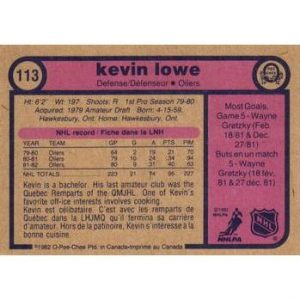 Kevin Lowe