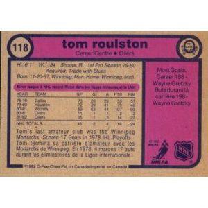 Tom Roulston