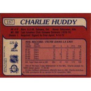 Charlie Huddy