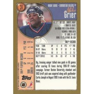 Mike Grier