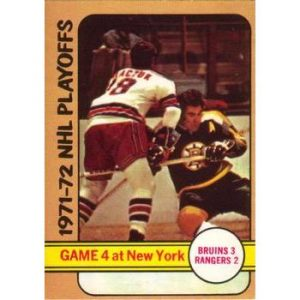 1971-72 NHL Playoffs Game 4
