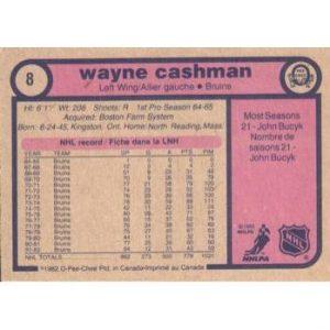 Wayne Cashman